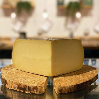 ost, Söt smak och fuktig